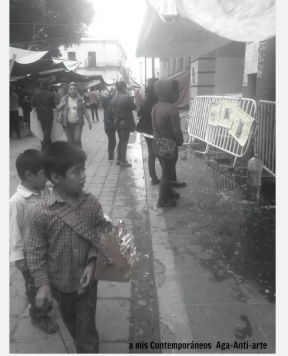 Centro de Oaxaca, 21 de junio 2016. D.R.
